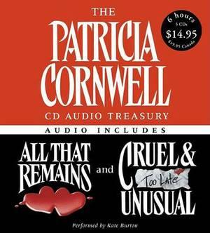 Patricia D. Cornwell Treasury Abridged