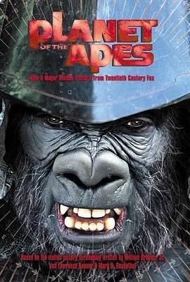 Planet of the Apes Movie Novel Ya