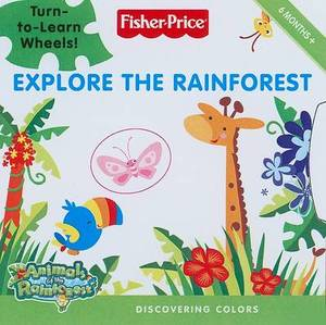 Explore the Rainforest: Discovering Colours