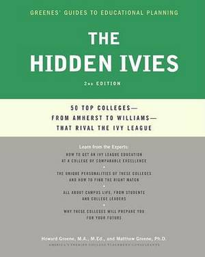 The Hidden Ivies, 2nd Edition
