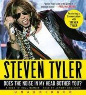 Does The Noise in My Head Bother You? UA CD
