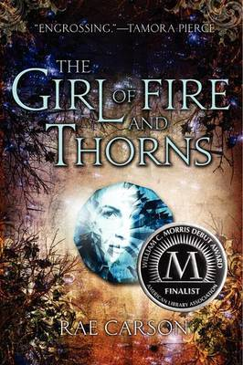 Girl Of Fire And Thorns The