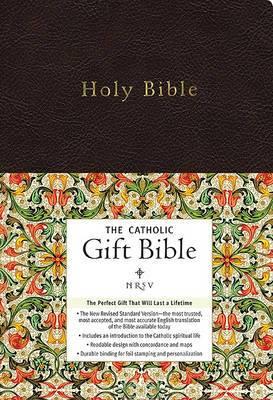 NRSV The Catholic Gift Bible