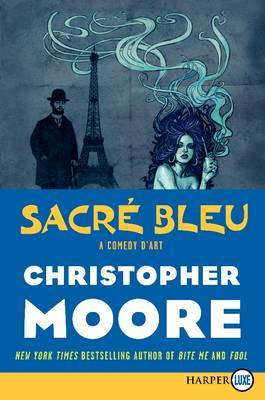 Sacre Bleu (Large Print)