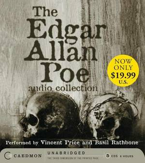 Edgar Allan Poe Audio Collection Low Price CD 5/360
