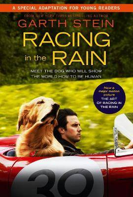 Racing in the Rain Movie Tie-In