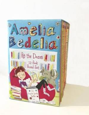 Amelia Bedelia 12-Book Box Set: Amelia Bedelia by the Dozen