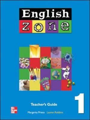 English Zone Teacher's Edition 1