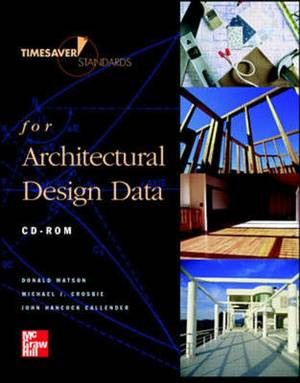 Time-saver Standards for Architectural Design Data: Network Version