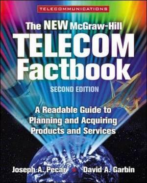 McGraw-Hill Telecommunications Factbook