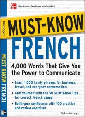 Must-know French: Essential Words for a Successful Vocabulary