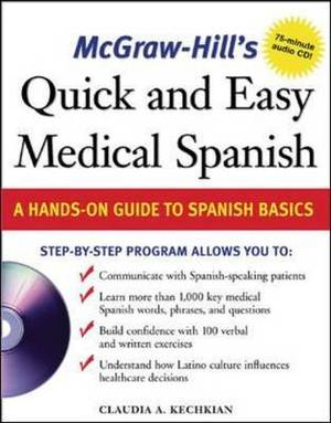 McGraw-Hill's Quick and Easy Medical Spanish