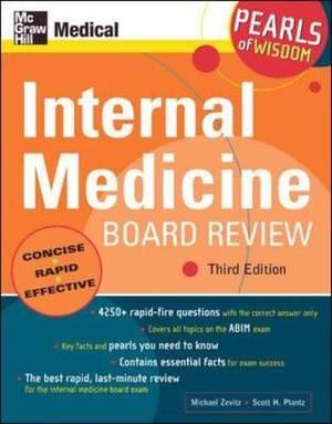 Internal Medicine Board Review: Pearls of Wisdom