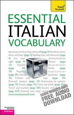 Essential Italian Vocabulary