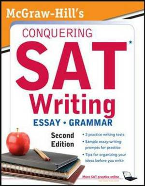 McGraw-Hill's Conquering SAT Writing