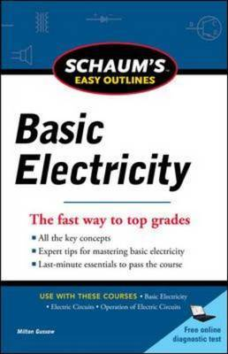 Schaums Easy Outline of Basic Electricity