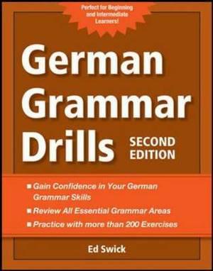 German Grammar Drills, 2/E