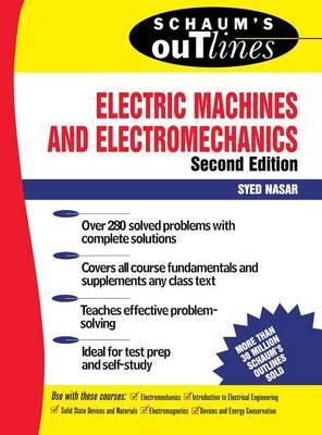 Schaums Outline Electric Machi
