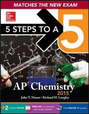 5 Steps to a 5 AP Chemistry: 2015