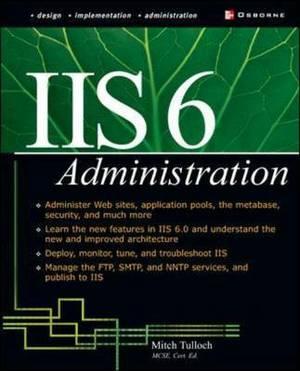 IIS 6 Administration