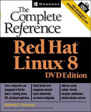 Red Hat Linux 8: The Complete Reference