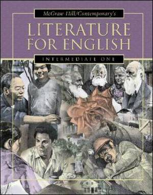 Literature for English: Intermediate One - Student Text