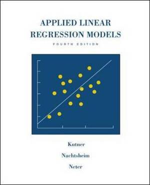 Applied Linear Regression Models: With Student CD-ROM