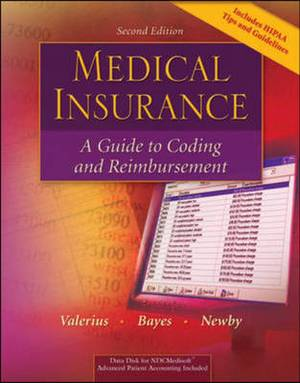 MP: Medical Insurance: A Guide to Coding and Reimbursement with Data Disk