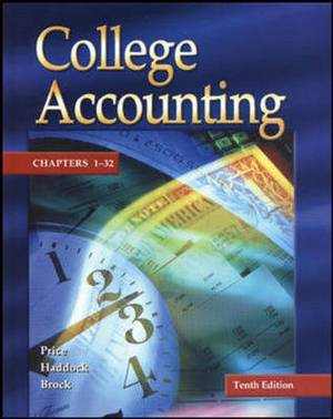 College Accounting Updated Chapters 1-13 W/ NT and Pw