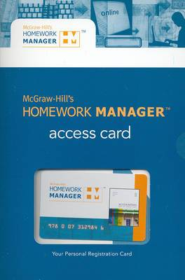 Accounting: What the Numbers Mean: Homework Manager