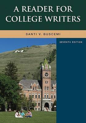 A Reader for College Writers