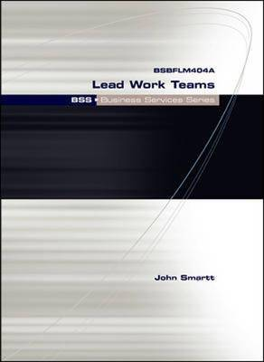 Bss Lead Work Teams (Pxp)