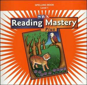 Reading Mastery 1: Spelling Book: 2002