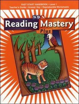 Reading Mastery 1: Fast Start Handbook: 2002