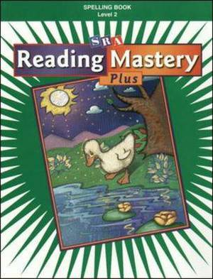 Reading Mastery 2: Spelling Book: 2001