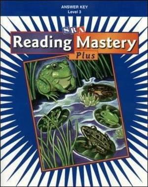Reading Mastery Grade 3, Additional Answer Key