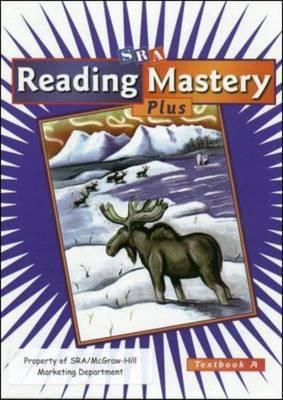 Reading Mastery Grade 4, Textbook A