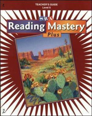 Reading Mastery Plus Grade 6, Additional Teacher Guide