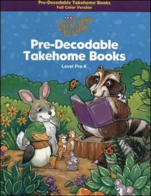 Open Court Reading - Pre-Decodable Takehome Books, 4-Color - Grade Pre-K