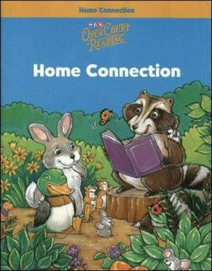 Open Court Reading - Home Connection Blackline Masters - Grade Pre-K
