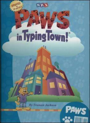 PAWs in Typing Town!: Single User Package