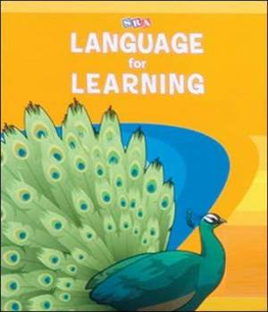 Language for Learning - Series Guide