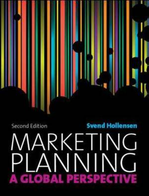 Marketing Planning: A Global Perspective