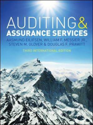 Auditing and Assurance Services: WITH ACL Software CD