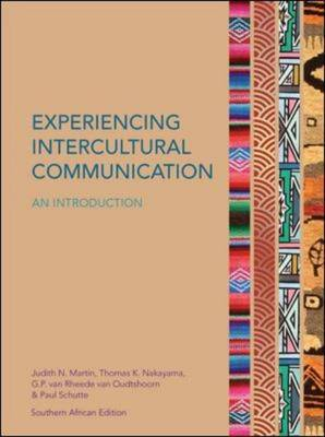 Experiencing Intercultural Communication: An Introduction