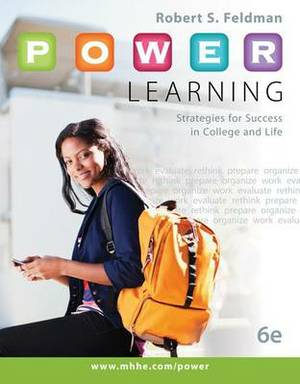 P.O.W.E.R. Learning: Strategies for Success in College and Life with Connect Plus Access Code