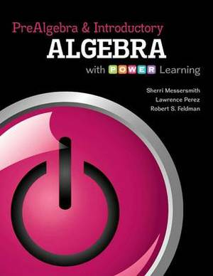 Prealgebra & Introductory Algebra with P.O.W.E.R. Learning with Access Code