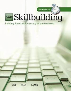 Skillbuilding: Building Speed & Accuracy on the Keyboard with Software Registration Card