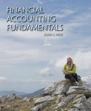 Financial Accounting Fundamentals with Connect Plus Access Code