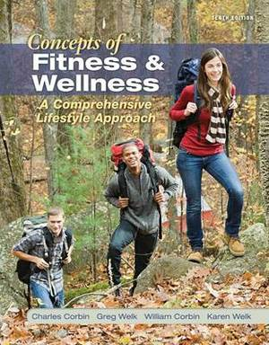LL Concepts of Fitness and Wellness with Cnct Plus Access Card